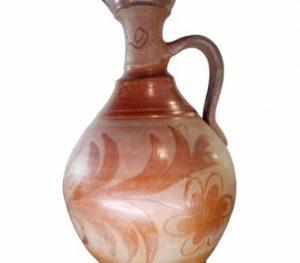 Vase à aiguière
