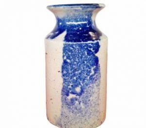 Vase signé Blouch 78